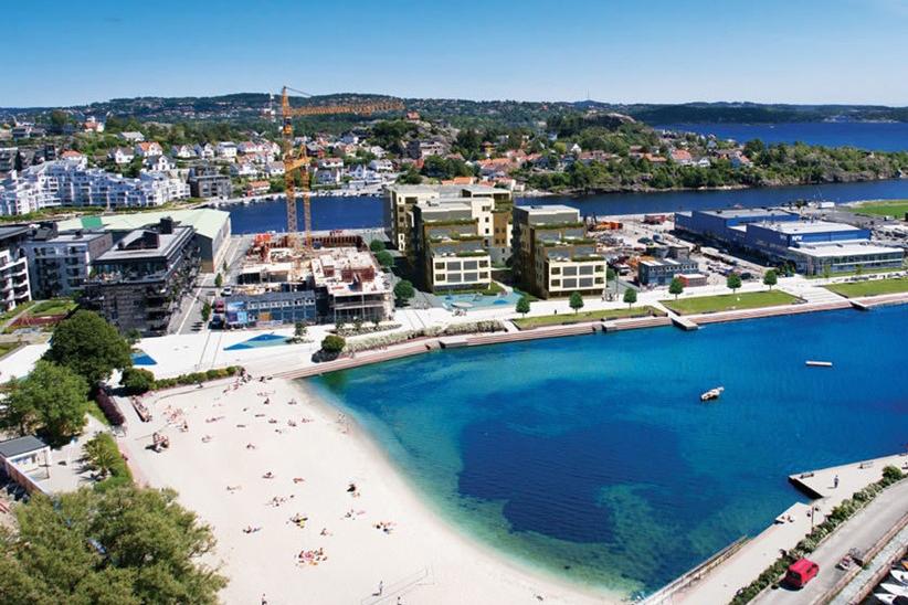 Kristiansand og Omegn